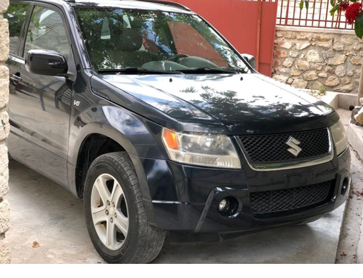 Suzuki Grand Vitara 2008  a Vendre . disponible en Haiti