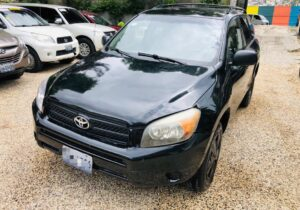 2007 Toyota Rav 4 disponible en Haiti