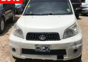 2013 Daihatsu Terios disponible en Haiti