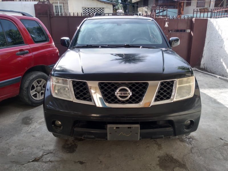 Nissan exterra 2006 disponible en Haiti