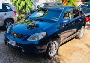 Toyota Matrix 2004  disponible en Haiti